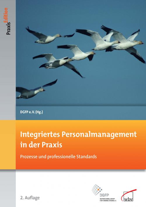 Integriertes Personalmanagement cover