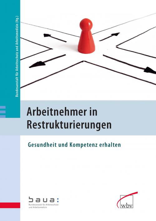 Arbeitnehmer in Restrukturierungen cover