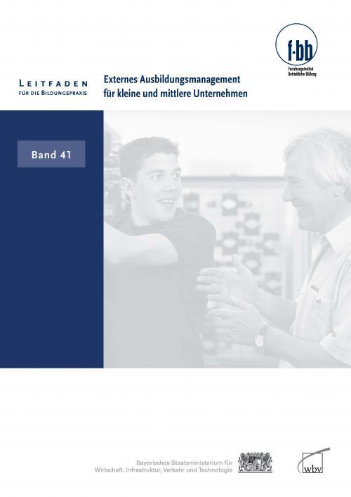 Externes Ausbildungsmanagement für kleine und mittlere Unternehmen cover