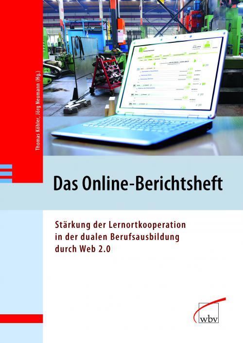 Das Online-Berichtsheft cover