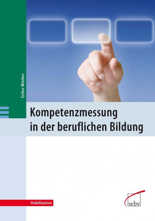 Kompetenzmessung in der beruflichen Bildung cover
