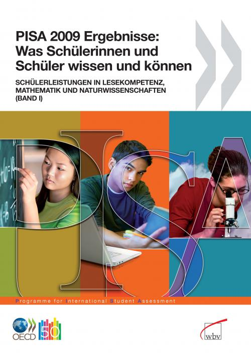 PISA 2009 - Band 1 Was Schülerinnen und Schüler wissen und können cover