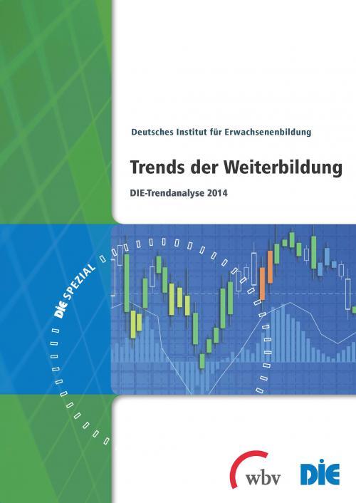 Trends der Weiterbildung cover