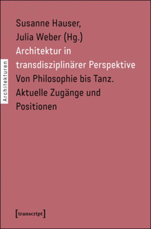 Architektur in transdisziplinärer Perspektive cover