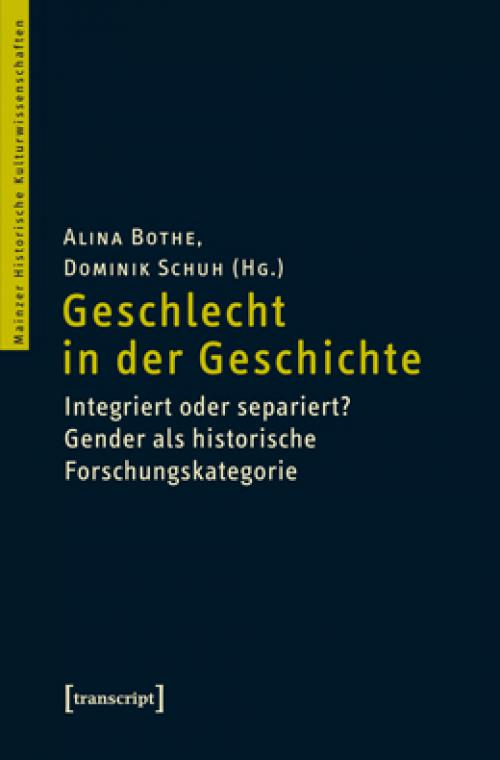 Geschlecht in der Geschichte cover