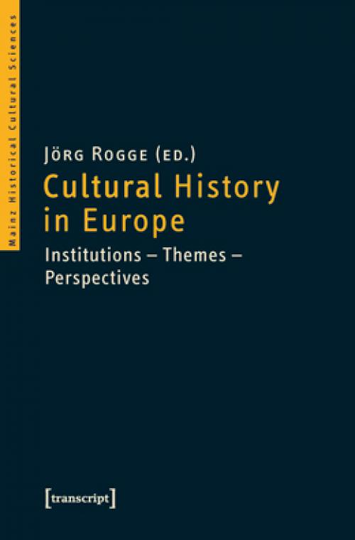 Cultural History in Europe cover