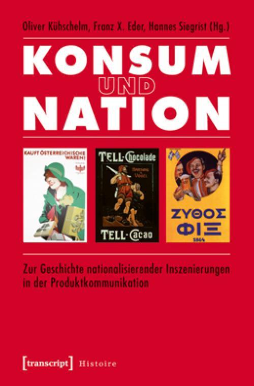 Konsum und Nation cover