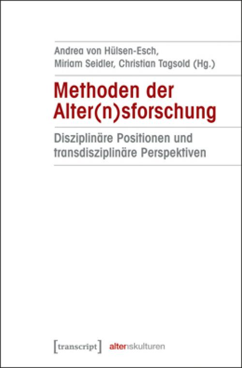 Methoden der Alter(n)sforschung cover