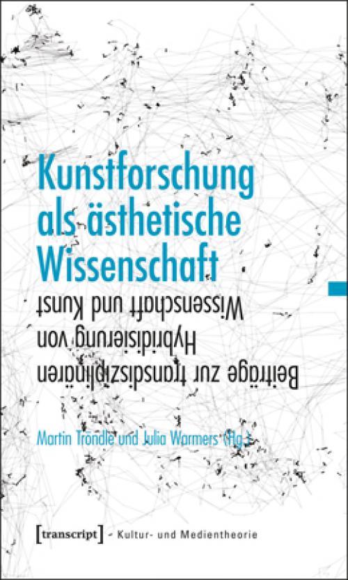 Kunstforschung als ästhetische Wissenschaft cover