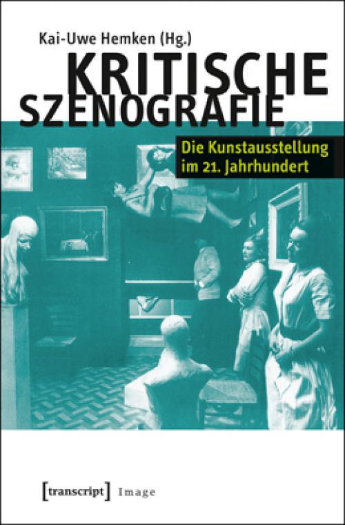 Kritische Szenografie cover