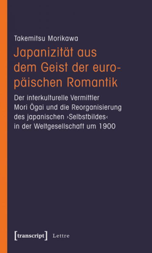 Japanizität aus dem Geist der europäischen Romantik cover