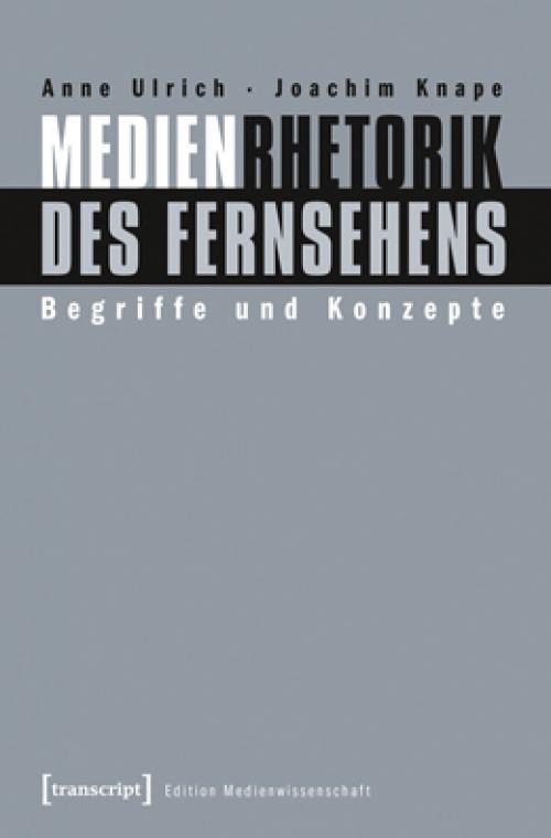 Medienrhetorik des Fernsehens cover