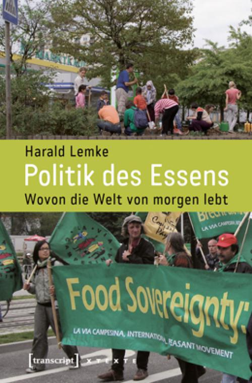 Politik des Essens cover