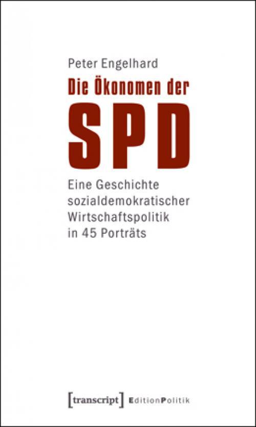 Die Ökonomen der SPD cover