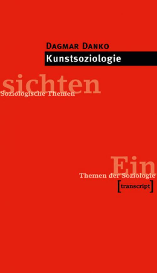 Kunstsoziologie cover