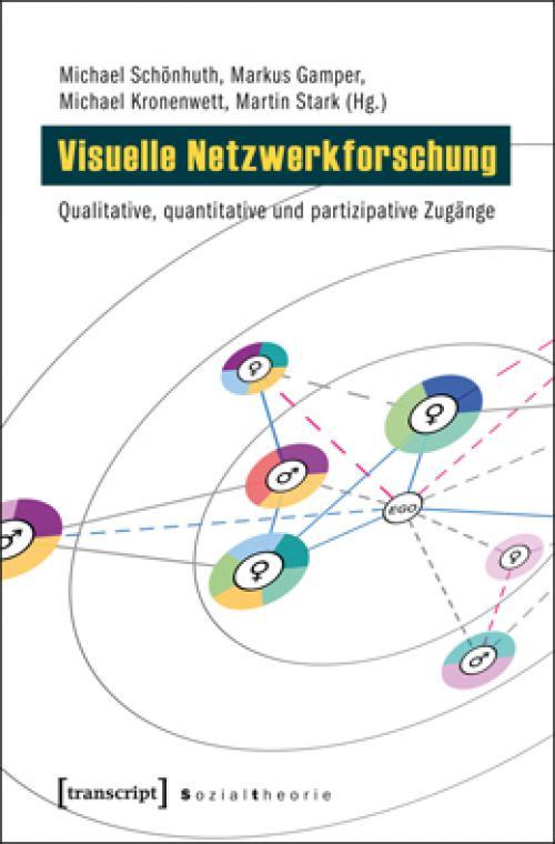 Visuelle Netzwerkforschung cover