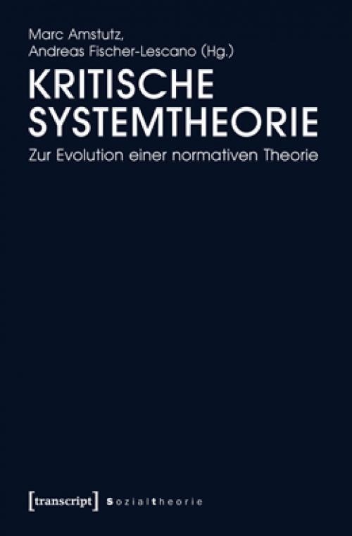 Kritische Systemtheorie cover