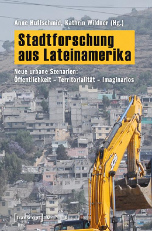 Stadtforschung aus Lateinamerika cover
