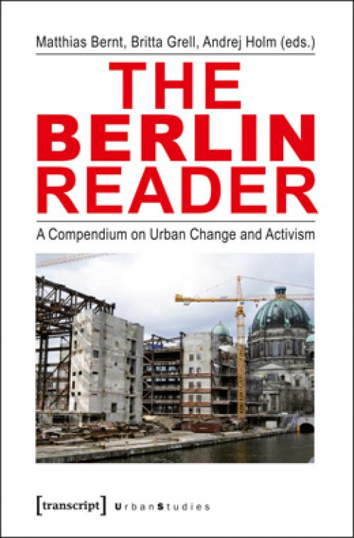 The Berlin Reader cover
