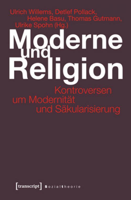 Moderne und Religion cover