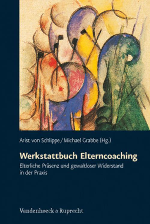 Werkstattbuch Elterncoaching cover