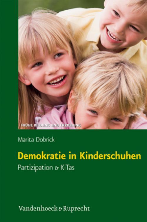 Demokratie in Kinderschuhen cover