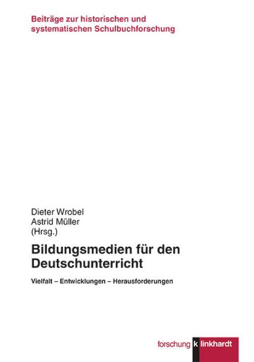 Bildungsmedien für den Deutschunterricht cover