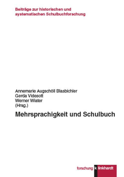 Mehrsprachigkeit und Schulbuch cover