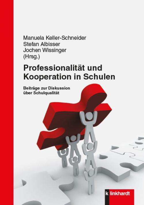 Professionalität und Kooperation in Schulen cover