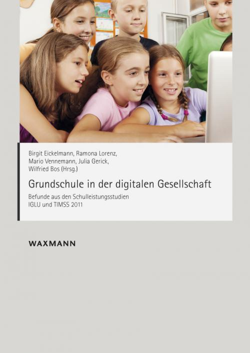 Grundschule in der digitalen Gesellschaft cover