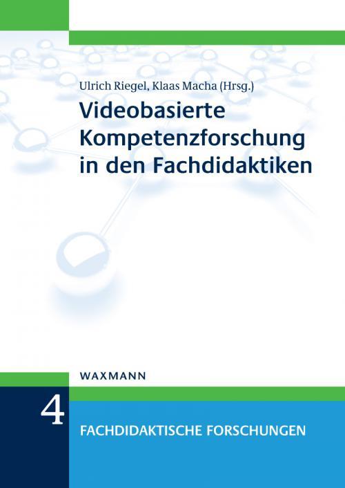 Videobasierte Kompetenzforschung in den Fachdidaktiken cover