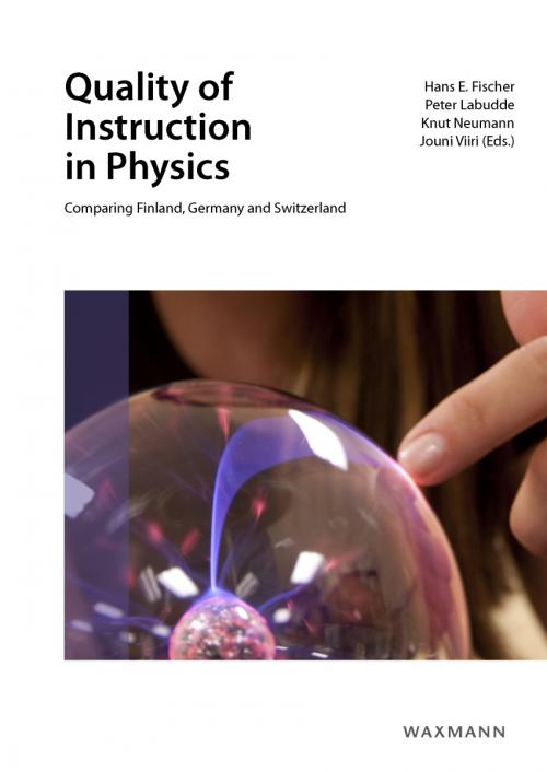Quality of Instruction in Physics cover