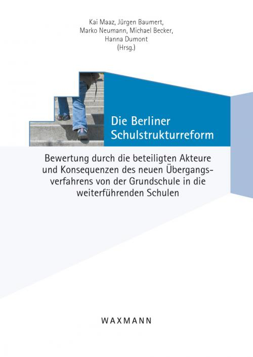 Die Berliner Schulstrukturreform cover