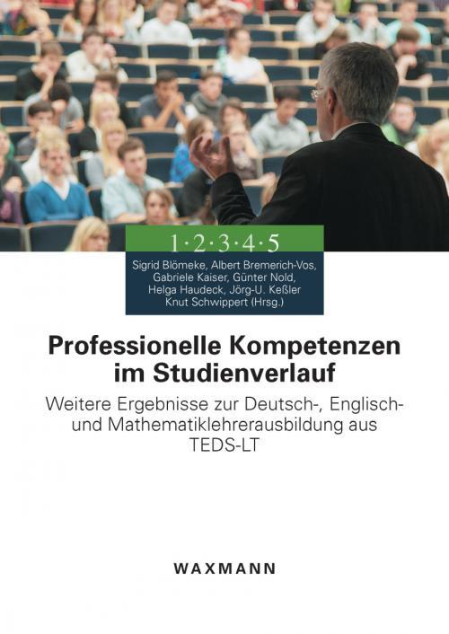 Professionelle Kompetenzen im Studienverlauf cover