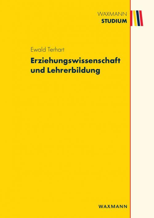 Erziehungswissenschaft und Lehrerbildung cover