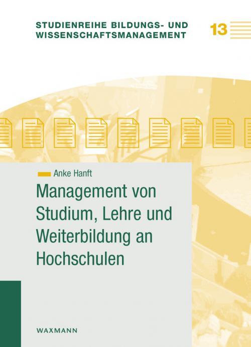 Management von Studium, Lehre und Weiterbildung an Hochschulen cover