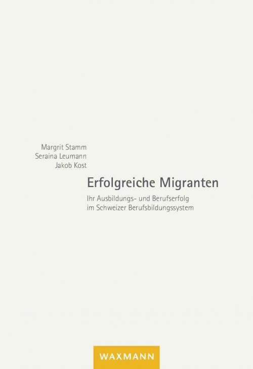 Erfolgreiche Migranten cover