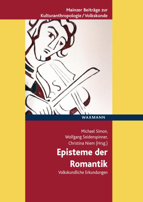 Episteme der Romantik cover