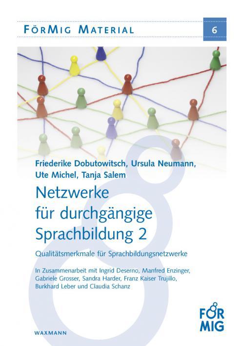 Netzwerke für durchgängige Sprachbildung 2 cover