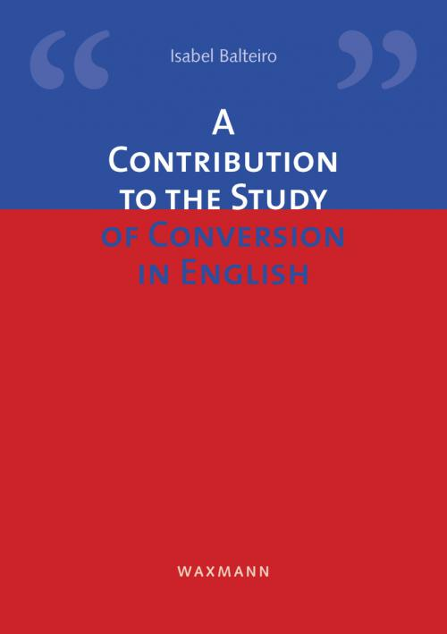 A Contribution to the Study of Conversion in English cover