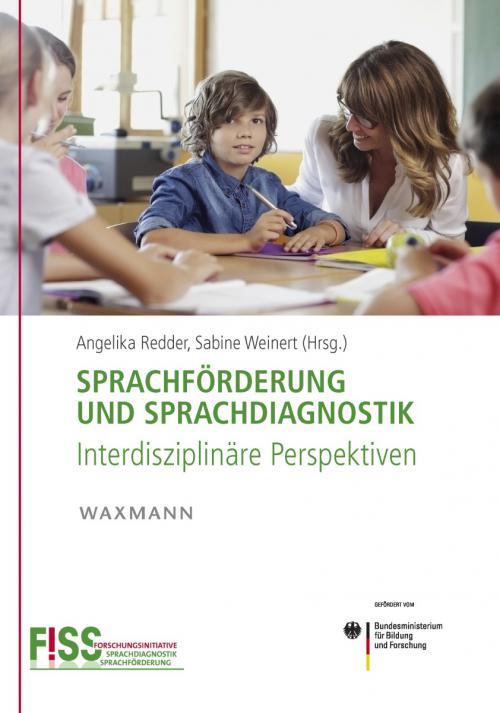 Sprachförderung und Sprachdiagnostik cover