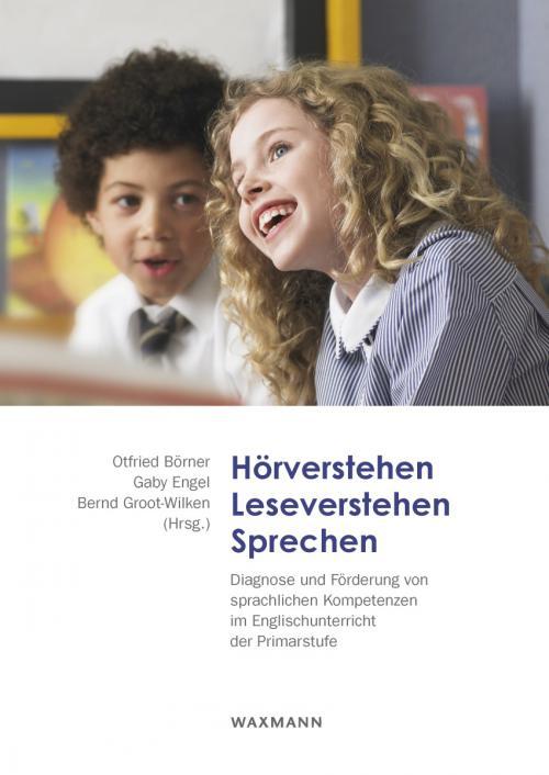 Hörverstehen – Leseverstehen – Sprechen cover
