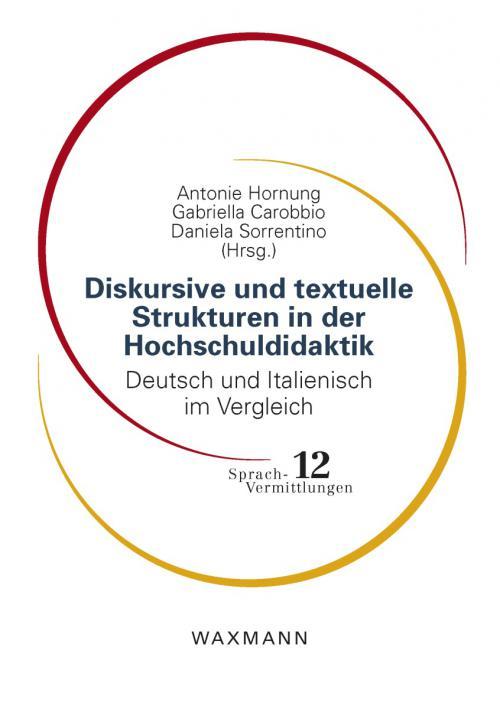 Diskursive und textuelle Strukturen in der Hochschuldidaktik cover