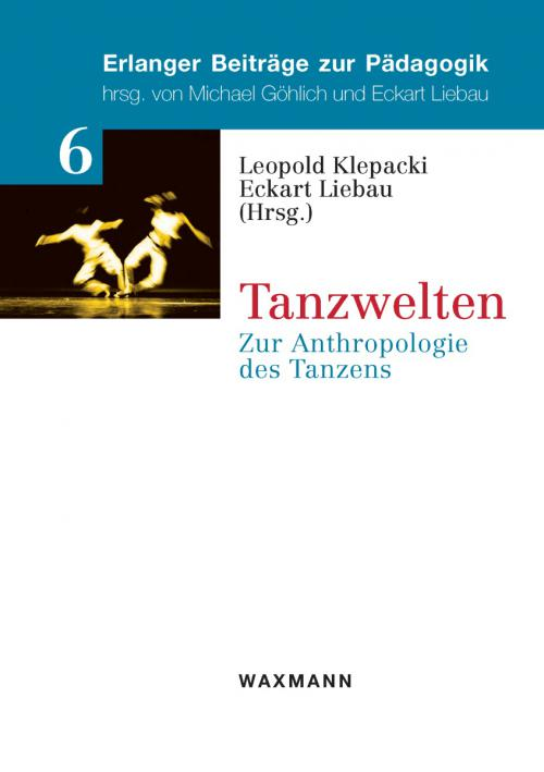 Tanzwelten cover