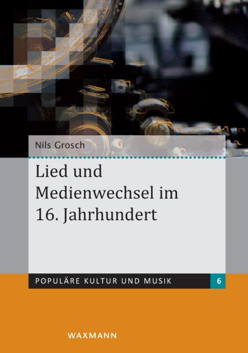Lied und Medienwechsel im 16. Jahrhundert cover