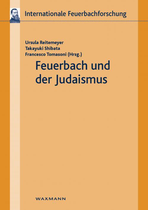 Feuerbach und der Judaismus cover