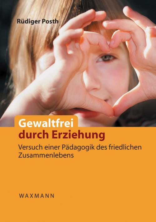Gewaltfrei durch Erziehung cover
