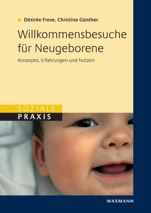 Willkommensbesuche für Neugeborene cover