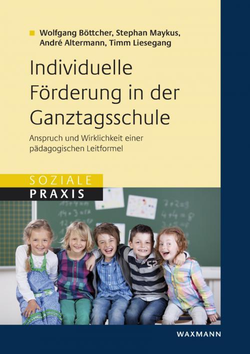 Individuelle Förderung in der Ganztagsschule cover