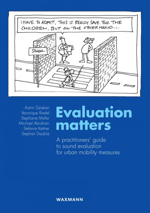 Evaluation matters cover